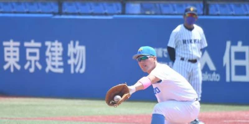 【大学野球】2浪し一橋進学も、再受験し東大へ… 4番・井上慶秀が噛み締める思い「本当に幸せ」
