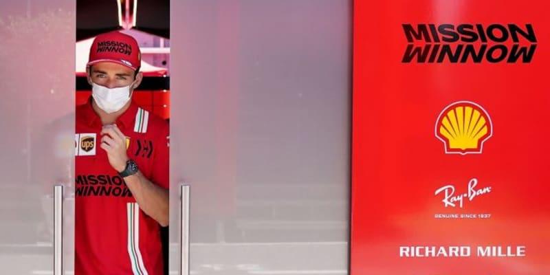 ルクレール4位「すべてを完璧にこなした。モナコにも期待を持てる」フェラーリ/F1第4戦決勝