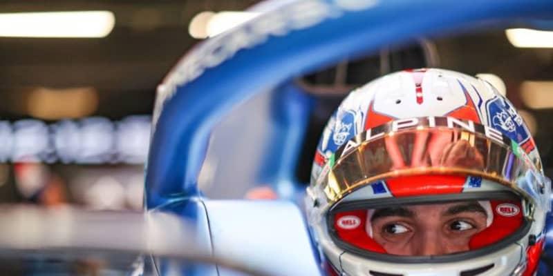 オコン9位「レースペースが課題。フェラーリやマクラーレンと戦えなかった」アルピーヌ/F1第4戦決勝