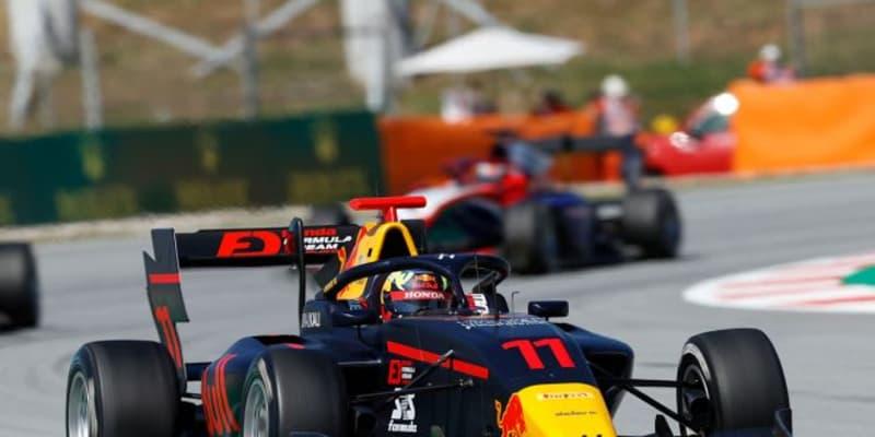 岩佐歩夢、レース2で初入賞。攻めたゆえのミスも後悔せず「今後に繋がるレースだった」/FIA-F3第1戦
