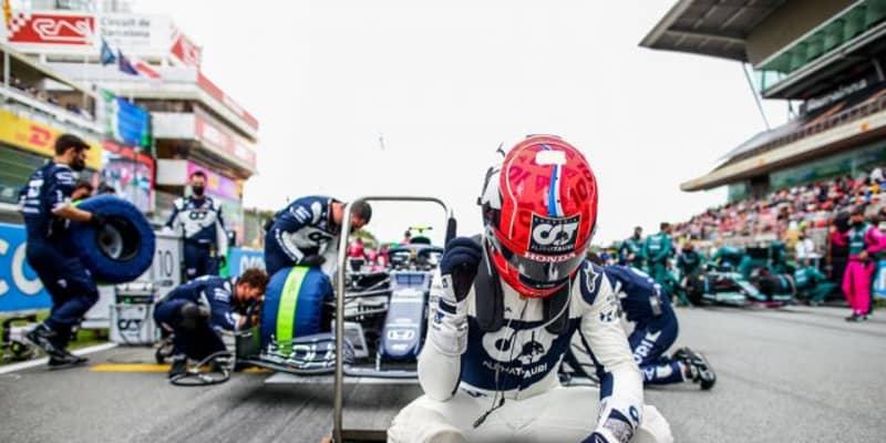 F1第4戦スペインGP決勝トップ10ドライバーコメント(1)