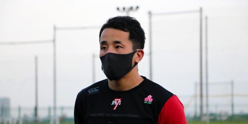 ラグビー7人制日本代表候補合宿 本村は東京五輪で「メダルを取って日本を元気に」