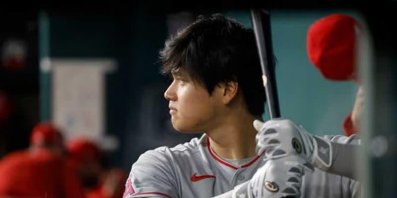 【MLB】大谷翔平、メジャー単独トップ11号本塁打でるか 登板前日も「2番・DH」スタメン