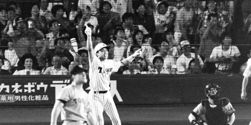 岡田彰布氏、天覧試合30年後の逆転満塁弾 伝統の一戦通算2000試合目前!過去の名勝負を回顧