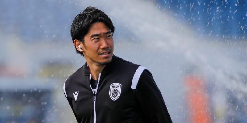 香川真司、PAOKで復帰へ 現在の「ふともも」がこちら