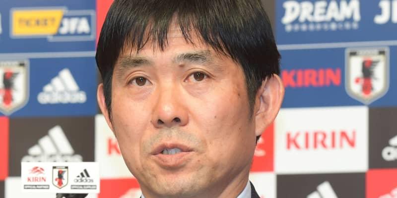 森保監督がMFイニエスタに敬意「日本サッカーの発展と知名度アップに大きな貢献」