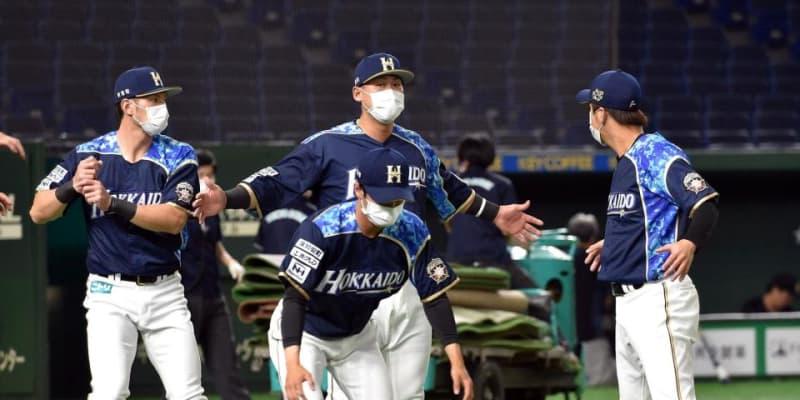 日本ハム 2人を自主隔離してオリックス戦開催 感染の井口と濃厚接触の可能性