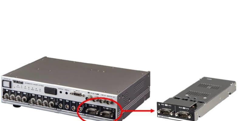 ティアック、次世代車載ネットワーク対応のデータロガー用CANモジュール発売