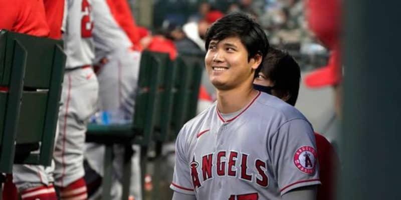 【MLB】大谷翔平、球団公式誌の表紙に単独起用 ファン感激「美しい」「キュート」