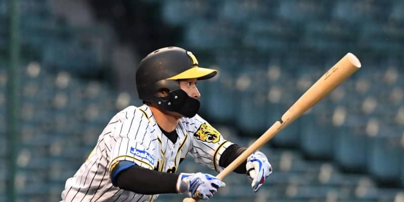 阪神 粘って粘って先制点 近本10球目を二塁打 マルテは12球目を先制打