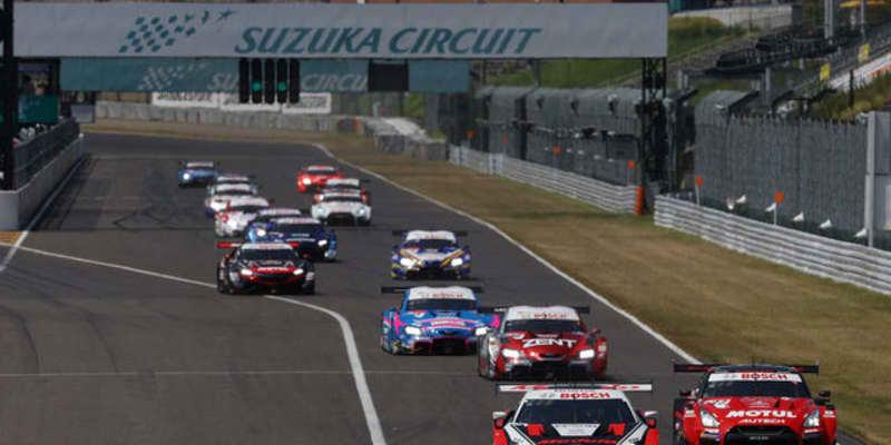 【SUPER GT】第3戦鈴鹿、開催延期を発表…まん延防止等重点措置