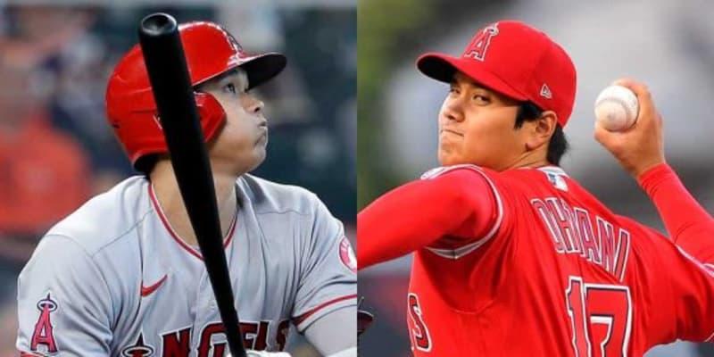 """【MLB】「投げることが打つ助けになる」大谷翔平、""""リアル二刀流""""の相乗効果をOB指摘"""