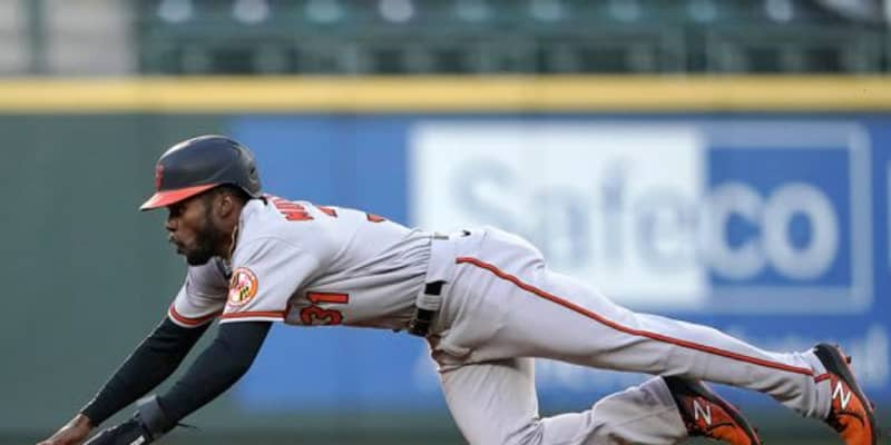 【MLB】ポップフライのはずが「馬鹿げた快足!」 神走塁が生んだ「史上最高の三塁打」