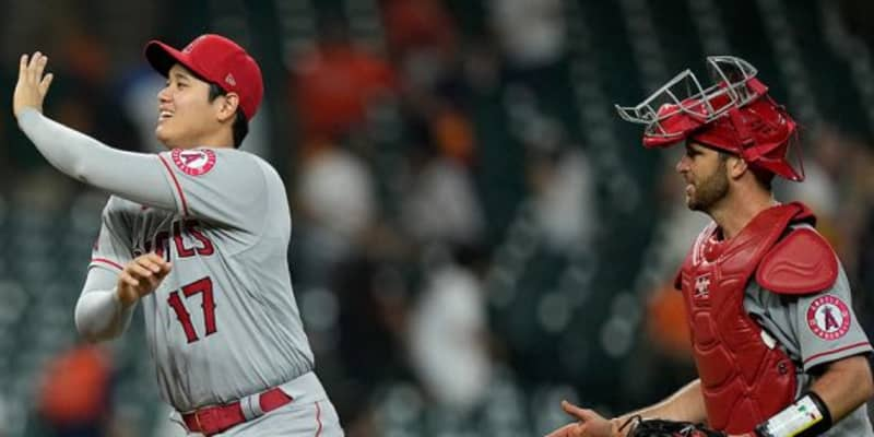 【MLB】大谷翔平に新加入のベテラン捕手が興味津々「可能な限り学びたいと思っている」