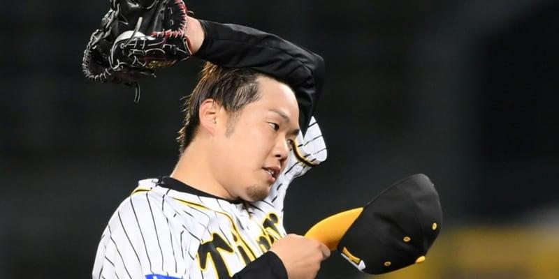 阪神・西勇輝「最低限の仕事」今季初2被弾 今季最多3四球 7回6安打4失点