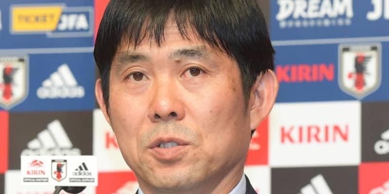 6月のサッカーU-24代表にOA枠最大3人起用へ 森保監督招集表明