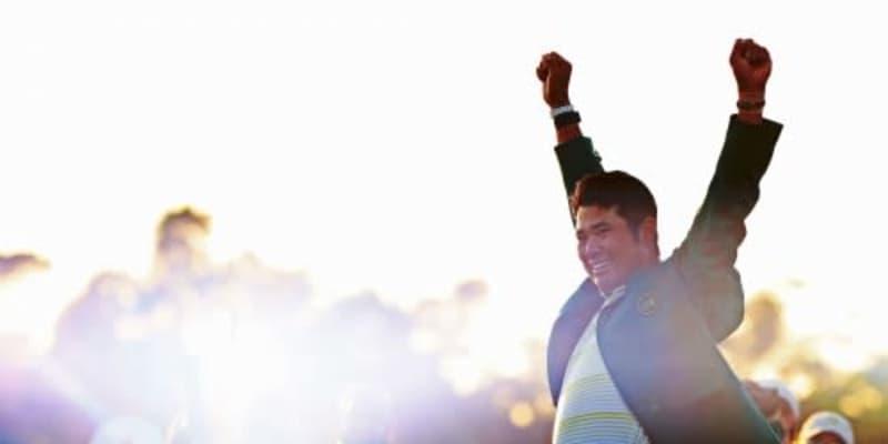 グリーンジャケットは「両親に着てもらいました」 松山英樹が1カ月ぶりのツアー復帰【大会前公式会見・一問一答】