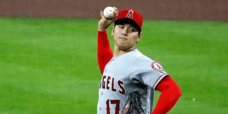 【MLB】大谷翔平、投手から二刀流登録に 投球回20イニング+野手20試合先発の条件満たす