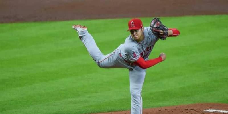 【MLB】大谷翔平、制球安定の7回1安打1失点10Kに指揮官も満足 「見事だ、そう思うだろ?」