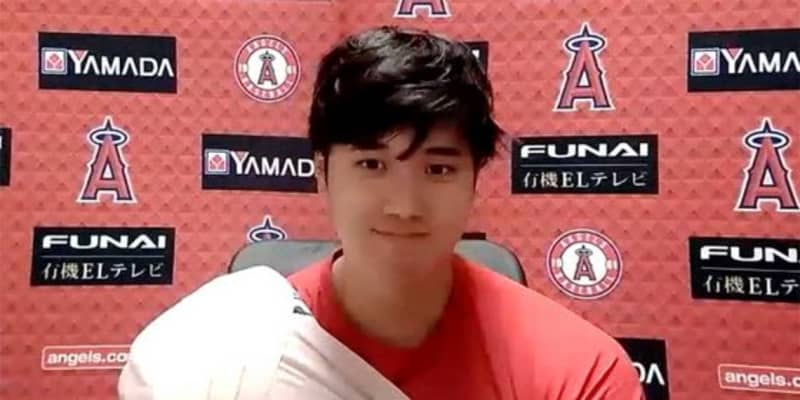 【MLB】大谷翔平、衝撃のリアル三刀流 メジャー初の右翼守備に笑顔「楽しかったです」