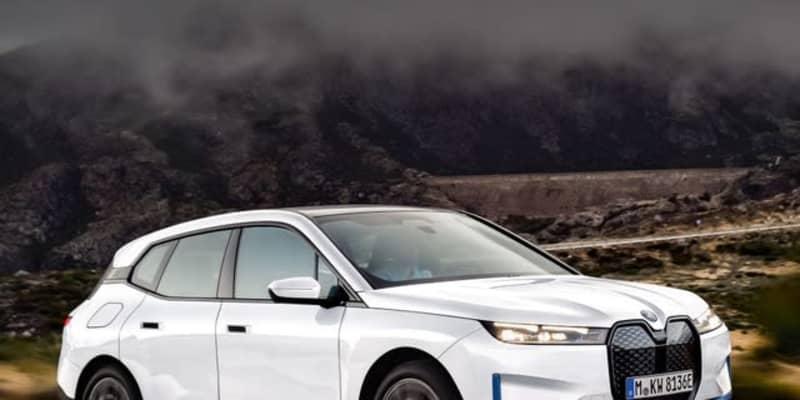 BMW、新世代EVの走行サウンドを作曲家と共同開発… iX と i4 に搭載へ
