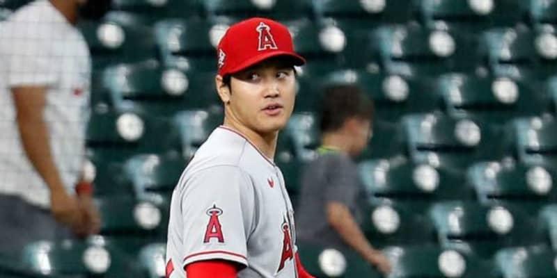 【MLB】大谷翔平は「曲芸だってできる」 強襲打球を弾きながらも「サーカスプレー!」
