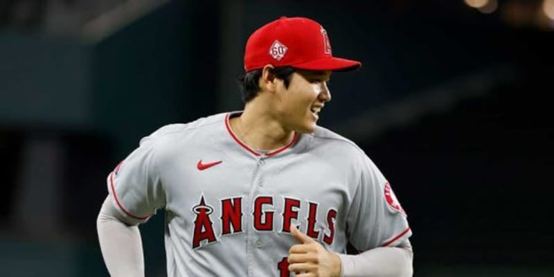 【MLB】大谷翔平、リアル三刀流一夜明けは今季初「1番・DH」 リーグ単独トップ11号期待