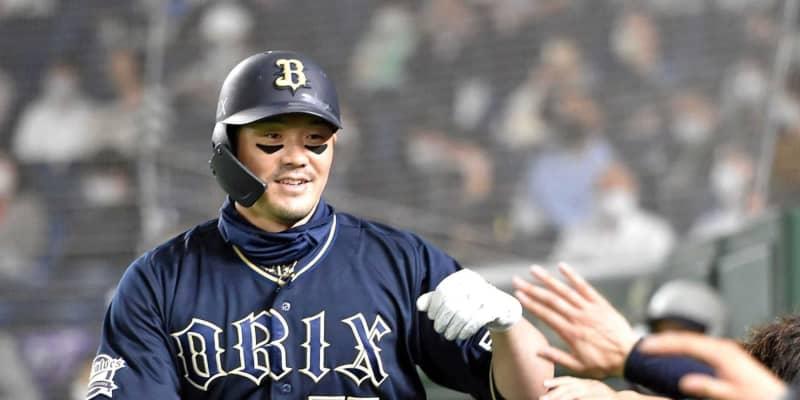 オリックス・T岡田 5年ぶり3戦連発 「東京ドームでよかった」