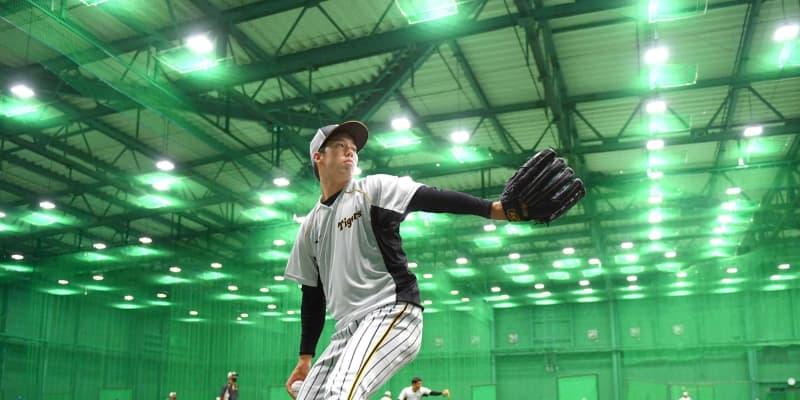阪神・青柳 ローテ再編で16日G倒だ 2000試合カードでリベンジ