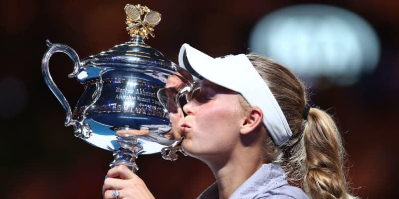 テニスの元世界女王が語る「1位になっても何も変わらない」