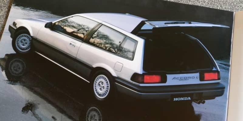 瑞々しさあふれるホンダデザイン、あの頃のロングルーフ車【懐かしのカーカタログ】