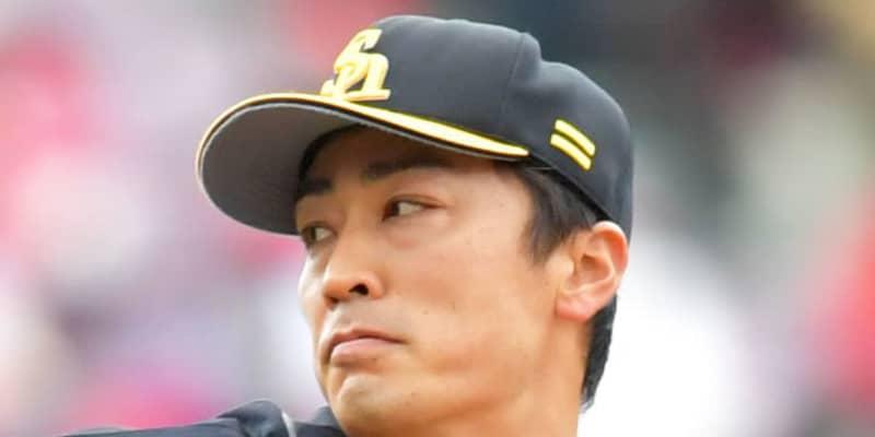 ソフトバンク・和田が登録抹消 前日KO オリックスは体調不良のロメロら2軍へ