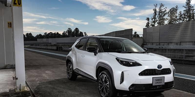 トヨタ 新型ヤリスクロス、ガソリンとハイブリッドの価格差は37万円! その差を埋めるには14万キロ以上走らなければならなかった