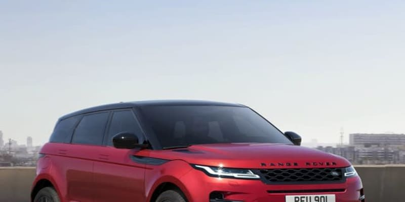 レンジローバー イヴォーク、高性能な「HST」新設定…2022年型を欧州発表