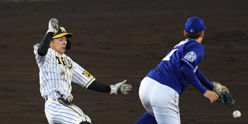 """阪神・熊谷がまた""""神走塁""""で貢献!全て代走で盗塁成功率100%のスペシャリスト"""