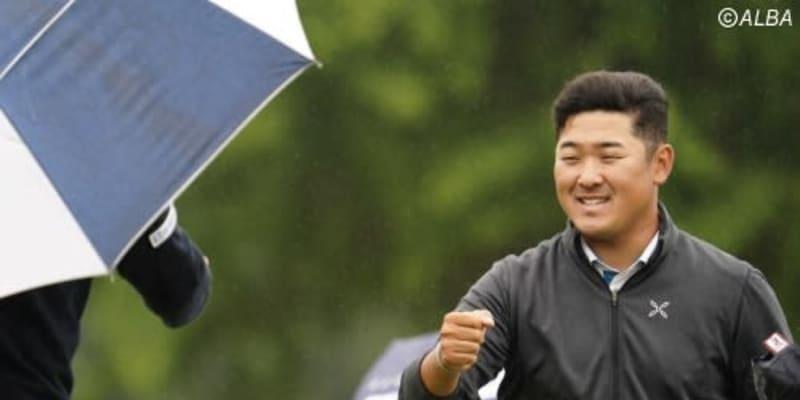 佐藤大平が2週連続の好発進 松山を追いリベンジを狙う