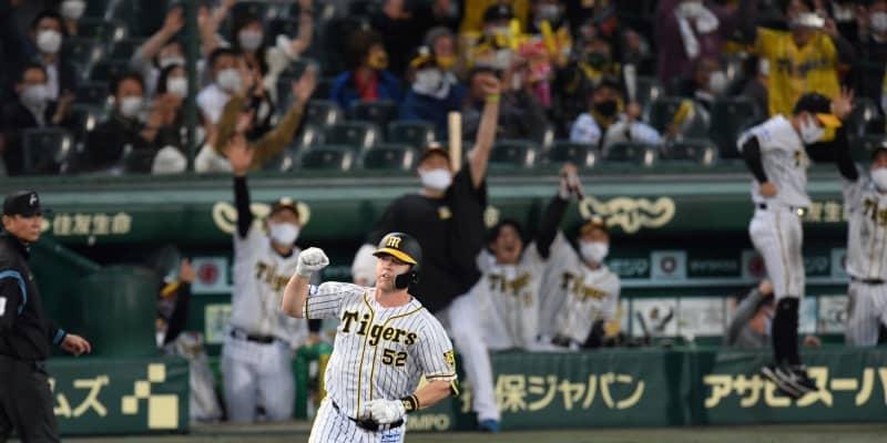 岡田彰布氏が指摘「八回の攻防が現在の順位を象徴。阪神はラッキーな1勝」