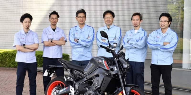 """【ヤマハ MT-09 新型】五感に訴える""""暴れ馬""""、開発テーマは「トルク&アジャイル+フィール」"""