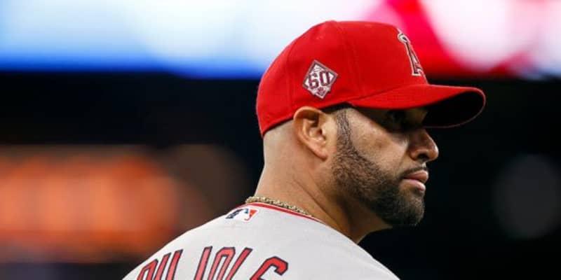 【MLB】41歳プホルス、自由契約も「買い手が付きにくい」 米メディアが指摘した厳しい現実