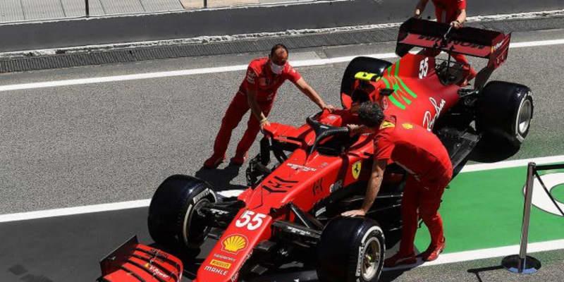 フェラーリF1、現時点で「リソースの90%を2022年型マシン開発に充てている」と明かす