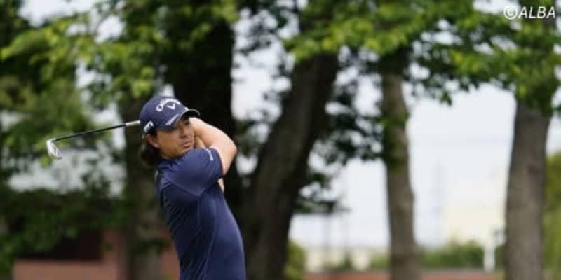 <速報>石川遼はパー発進 首位との6打差を追走