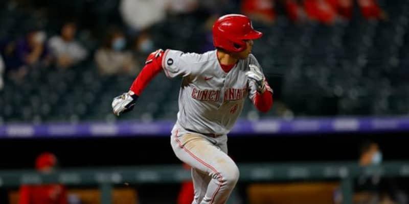【MLB】秋山翔吾「このままチームにいていいのか」 待望の今季初安打の裏に強い危機感