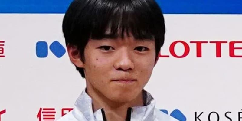 鍵山優真「北京五輪メダル獲得を目指す」スケーター・オブ・ザ・イヤーを初受賞