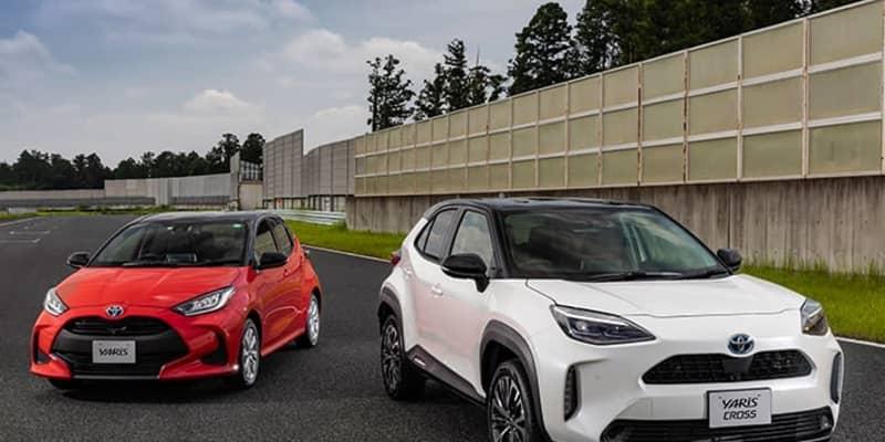 4月度も「ヤリス」1位! 2021年4月度 乗用車販売台数ランキング発表、「タント」ランクダウンで軽自動車の勢力図に変化の兆し