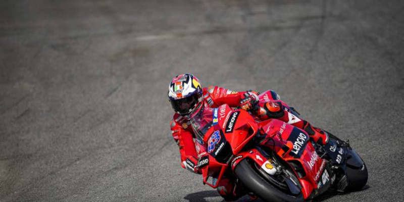 【タイム結果】2021MotoGP第5戦フランスGP フリー走行1回目