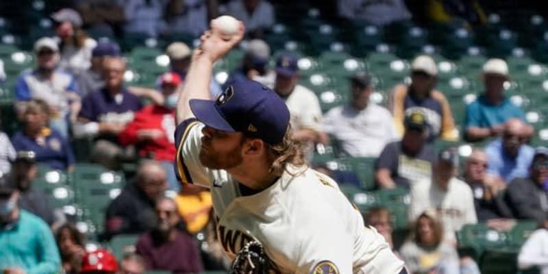 【MLB】バーンズが無四球58奪三振の快挙も… コールが56奪三振で猛追し新記録の可能性