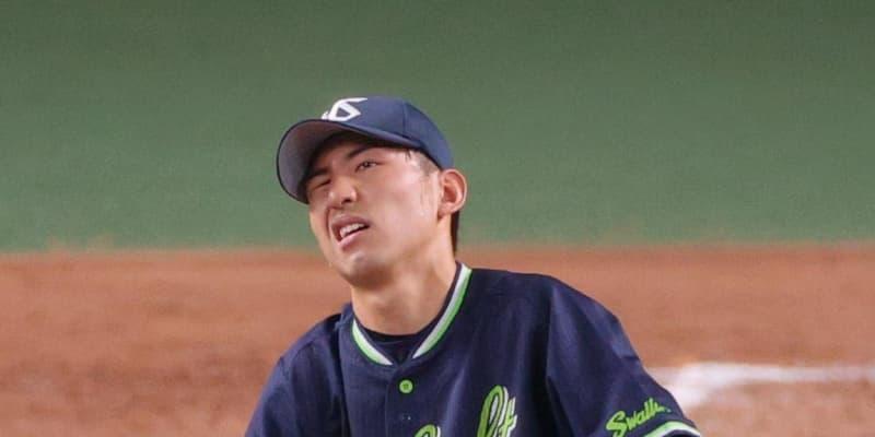 ヤクルト・高津監督 打球直撃の金久保の症状を説明「胸、みぞおち周辺です」