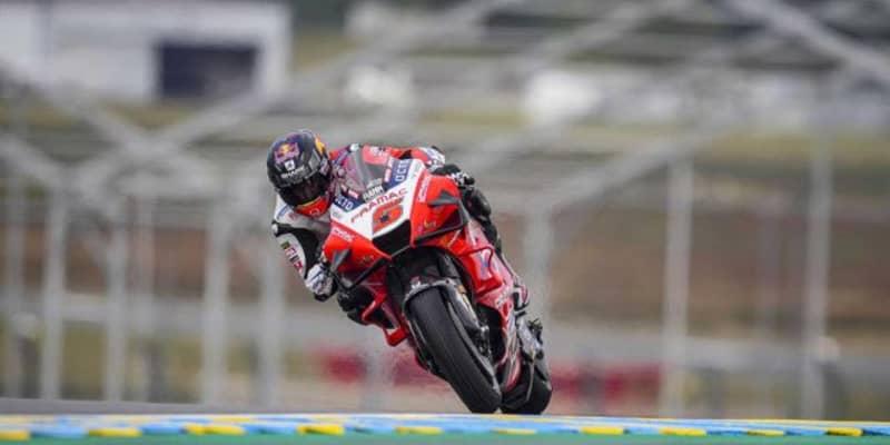 【タイム結果】2021MotoGP第5戦フランスGP フリー走行2回目