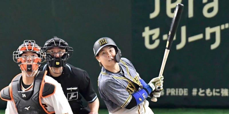 阪神・梅野V撃 「負けたくない」巨人に今季最大ゲーム差4.5 最多貯金16