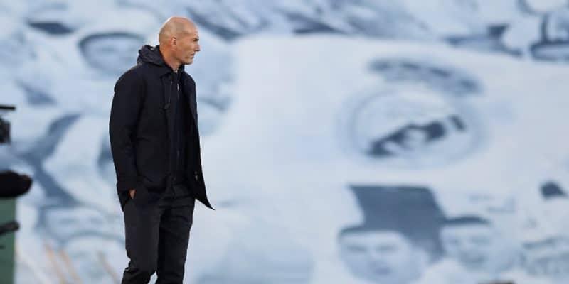 ジダン、レアル退任を決断か 「エムバペ計画」で残留説得も